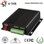 China 4-Ch Bidirectional Forward and Backward Audio over CCTV Fiber Optic Converter wholesale