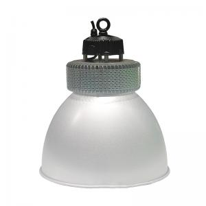 China 130 LM/W IP65 100W Meanwell Driver Aluminum LED High Bay Light for Warehouse on sale