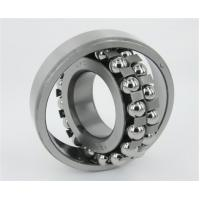 GCr15 Double Row Ball Bearing , Ball Thrust Bearing 3202 ZZ RS
