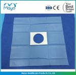 CE Approved Disposable Surgical Medical Incise Drape Fenestrated Drape with hole