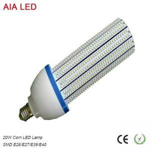 China Interior E26 E27 E39 E40 high power 20W LED corn lamp/LED Corn bulb on sale