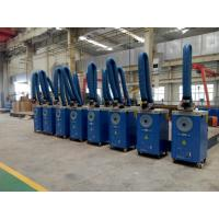 Welding air cleaners for the fume extraction in the welding workshop