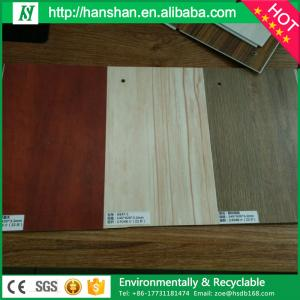 China Best Price Indoor vinyl plank flooring with SGS on sale