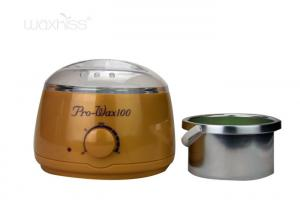 China ABS Electric Wax Warmer For Hair Removal ,  500cc Salon Wax Heater 100w on sale