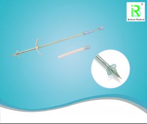 China Urology Suprapubic Cystostomy Catheter For Bladder Drainage on sale