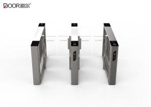 China Smart Ic/Id Reader Controlled Access Turnstiles  For Banks And Financial Institutions on sale