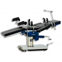 Horizontal Rotary 360 ° Surgical Operating Table / Bed , Hydraulic Mechanical
