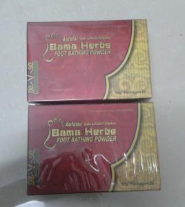 China Original Bama Herbs Traditional Medicine Foot Bath Powder on sale