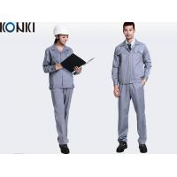 Adults Safety Professional Work Uniforms For Builders Work Wear / Engineer Uniform