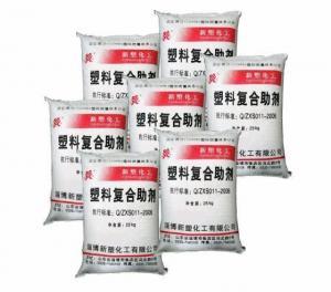 China Dustless Blending Plastic Additives on sale