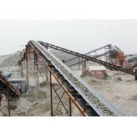 River Pebbles Sand Making Production Line For Stabilized Soil Environmental Protection