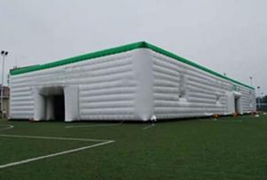 China inflatable building tent used party tents for promotion on sale