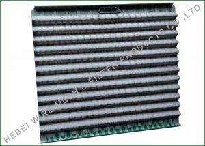 China Perforated Panel DP600 Dirt Shaker Screener Triple Layered Screen on sale