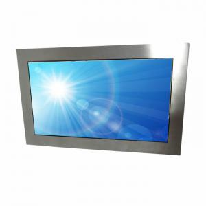 China 21.5'' Sunlight Readable Lcd Display Touch Screen 1000-1500nits 50000 Hours Lifetime on sale