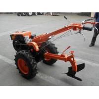Walking Tractor / Hand Tractor with Single Plough / Plow