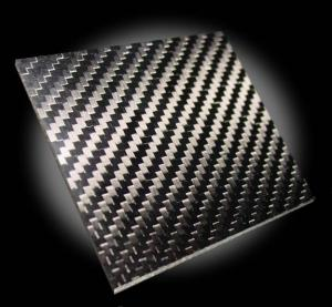 China Glossy finished of 2.5mm carbon fiber sheet for Rc plane on sale