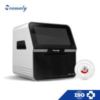 China Small Blood Dry Chemistry Analyzer , Fully Automated Immunoassay Analyzer for Animals on sale