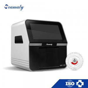 China Light Weight Veterinary Blood Chemistry Analyser For Pets Health Diagnosis on sale