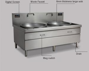 China Safety Commercial Restaurant Equipment , Catering Kitchen Equipment For Hotel on sale