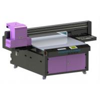 High Quality Two Heads Flat Bed Printer UV For Wood Products