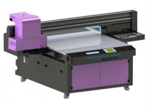 China High Quality Two Heads Flat Bed Printer UV For Wood Products on sale