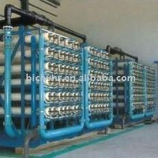China Ro desalination seawater treatment equipments port on sale