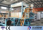 Easy Operation Apple Tray Machine Pulp Molding Equipment For Commercial