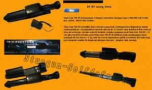 Quality Terminator 09 self defense expandable stun baton gun for sale