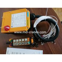 China F24-10D Wireless Radio Remote Controller with Double Speed Control on sale