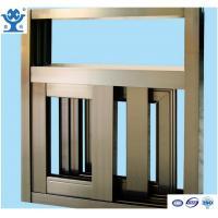 Aluminum profile windows and door manufacturer/ door frame aluminum extrusion