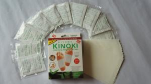 China Natural Safe Weight Loss Slim Patch Bamboo Acid with Kinoki Foot Patch for Detox on sale
