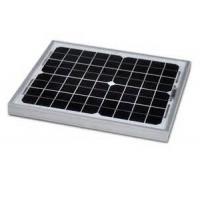 Black Color 10W 12V Solar Panel , Folding Solar Panels For Home System