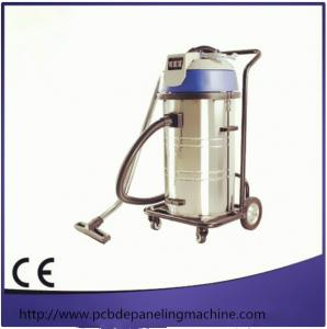 China 80L Container / Bottle Cleaning Industrial Vacuum Cleaners With Stainless Steel Barrel on sale