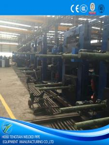 China Low Alloy Steel ERW Pipe Mill Line Milling Saw With ISO9001 Certification on sale