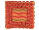2012 tapis de table chaud de la vente 3d de fruit frais et de jus