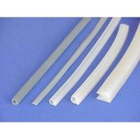 China Extruded Silicone Seal Strip Superior Electrical Performance , FDA Certificate on sale