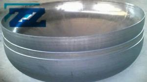 China ASTM A234 WP22 Steel Pipe End Caps , Alloy Steel DN350 Sch 80 Butt Weld Cap on sale