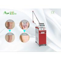 Vertical 1064nm 532nm Q-Switched ND YAG New Laser tattoo removal machine