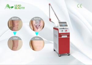 China Vertical 1064nm 532nm Q-Switched ND YAG New Laser tattoo removal machine on sale