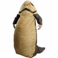 Star Wars Inflatable Halloween Costumes , Jabba The Hutt Flatable Man Costume