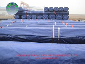 China API 5L Gr.B Spiral Welded Steel Pipe / Tube High Tensile Strength on sale