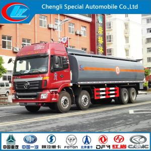 China 8X4 FOTON 260HP oil tank vessel on sale