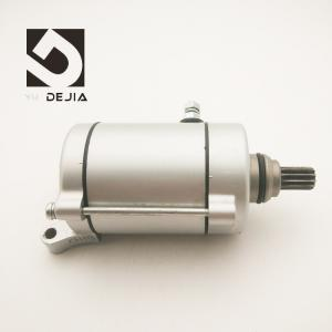 China CG200 Motorcycle Electric Starter / Polished Motorcycle Engine Parts on sale