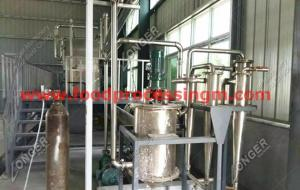 China commercial industrial starch production plant in china factory design supplier