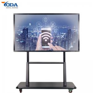 China 86 Inch LCD Interactive Touch Screen Smart Digital All In One LED Interactive Touch Screen on sale