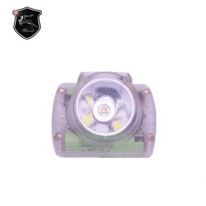 China KL6C 13000lux LED flashlight cordless mining cap lamp Brando headlamp waterproof miners cap lamp on sale