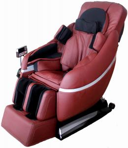 China DF-098 3D All Air Massage Chair Red Black White on sale