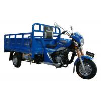 China Commercial Chinese Trike Motorcycle Three Wheel Open Body Type for Cargo on sale