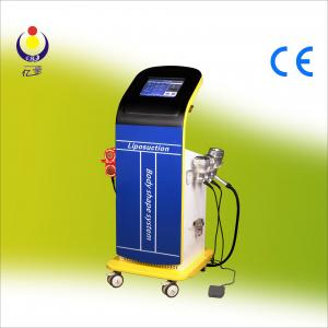 China ultra cavitation machine in Vacuum Cavitation system for lymphatic drainage on sale