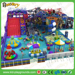China kids jungle gym and child plastic play house/ kids fence for sale Amusement Park Theme Park Decorations on sale
